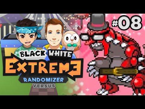THE FLYEST GROUDON - Pokémon Black & White EXTREME Randomizer Nuzlocke Versus w/ Supra! Episode 8
