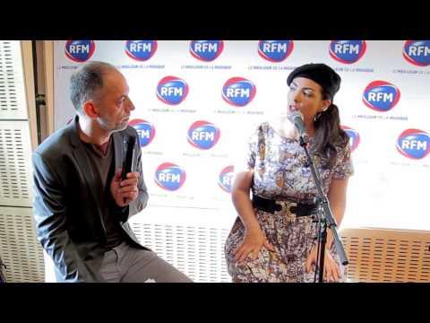 Interview de Caro Emerald par Guillaume Aubert // RFM