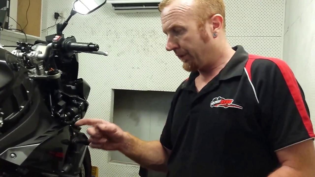 Yamaha MT 10 Woolich Racing Tune ECU flash and Dyno Tune  Explained