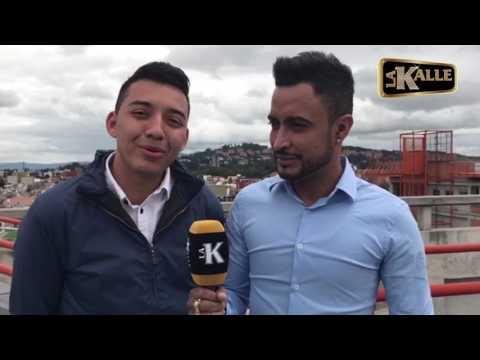 Jhon Tales fue entrevistado por Jhon Alex Castaño