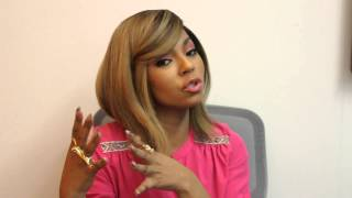 Ashanti Talks Being a Bully, Being Discouraged at Times, Being Shelved, More