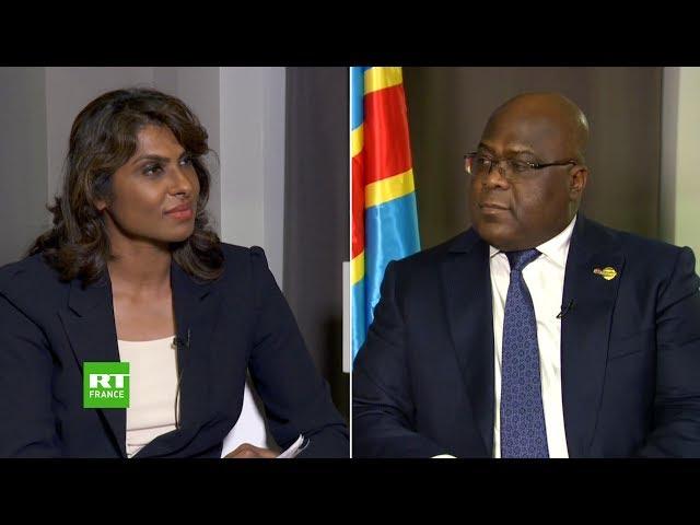 La Grande Interview : Félix Tshisekedi