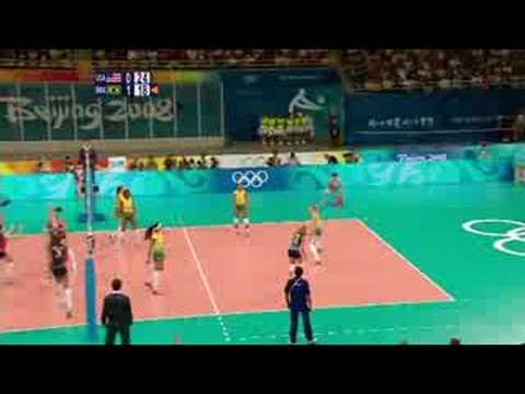 USA vs Brazil - Women