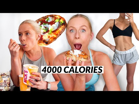 FULL DAY OF EATING in Sweden *4000 Calories*