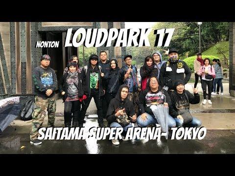 Loud park 2017   SLAYER   OPETH   L.A.GUNS...
