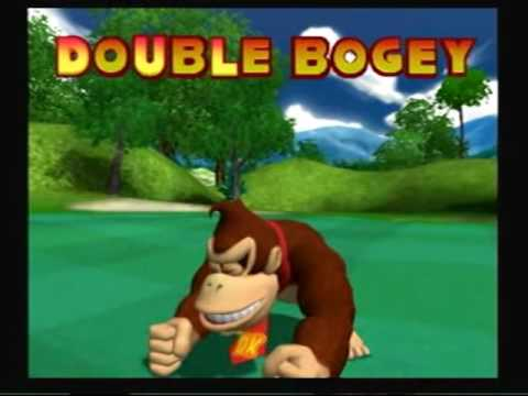 Download Mario Golf: Toadstool Tour all Double Bogey animations