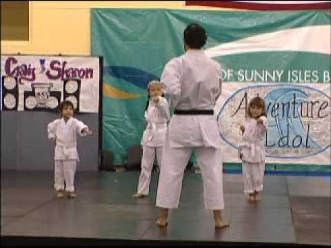 DB Karate School small exhibition