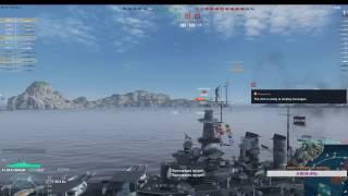 Играем звеном World of Warships