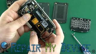 Blackberry 9900 disassembly instructions