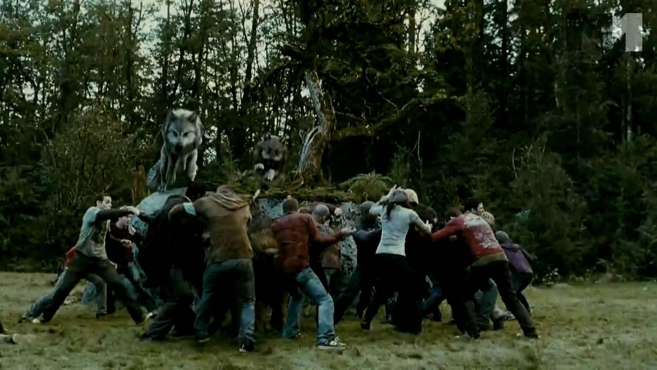 "Twilight Eclipse | clip ""Vampires vs. Werewolves"" FIRST ..."