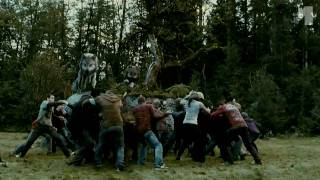 "Twilight Eclipse | clip ""Vampires vs. Werewolves"" FIRST LOOK US (2010)"