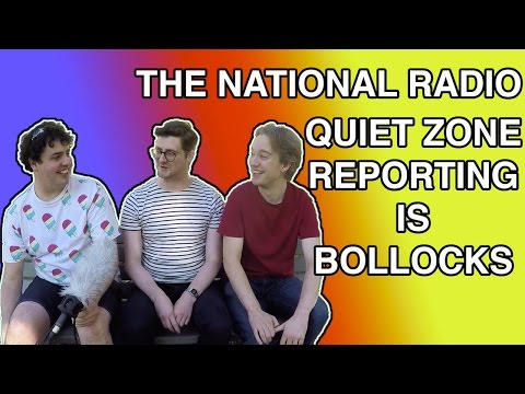 The National Radio Quiet Zone Reporting Is Bollocks