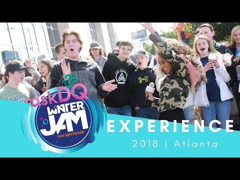 Ask DQ Winter Jam Experience 2018