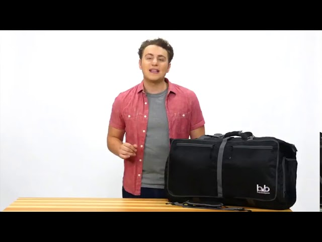 Product Video - 80L Duffle Bag⠀