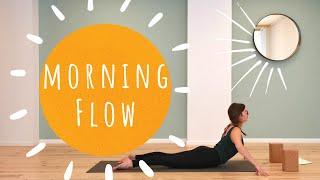 Morning Flow - level 1/2 - yoga.athena