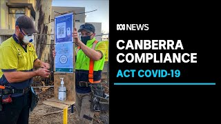 ACT increases COVID-compliance checks on businesses as territory records 16 new cases   ABC News