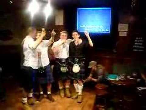 Tartan Army Karaoke