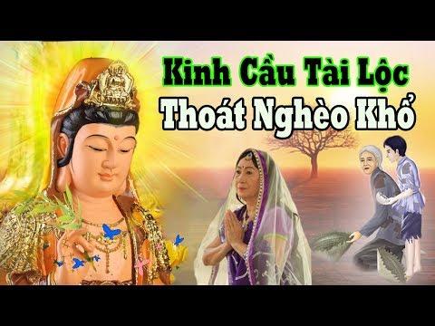 Nghe Kinh Phật này mỗi tối cầu tài cầu lộc để thoát nghèo đau khổ bệnh tật Phật Quan Âm phù hộ
