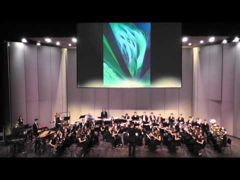Blue and Green Music - Sam Hazo - Austin High School Wind Ensemble - Band Music