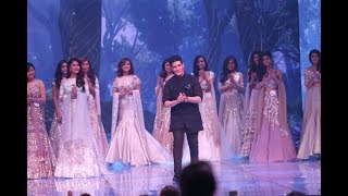 fbb Colors Miss India Finalist In Manish Malhotra Collection