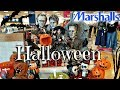 Shop With Me! At Marshalls New Halloween Decor 2017
