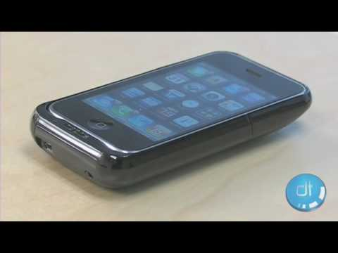 Mophie Juice Pack Air Iphone 3g 3gs Hands On Review Youtube