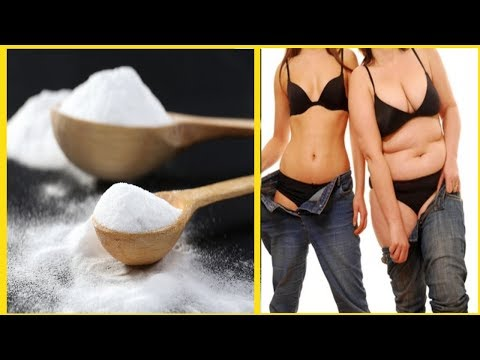 Get Rid of Belly with Baking Soda–This is the Right Way to Prepare It | How to Lose Weight Quickly