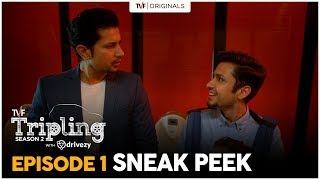 Let's Go Tripling Again | Sneak Peek | All episodes streaming now on TVFPLAY & SONYLIV