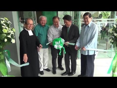 DLSU-Rufino Campus rises in BGC