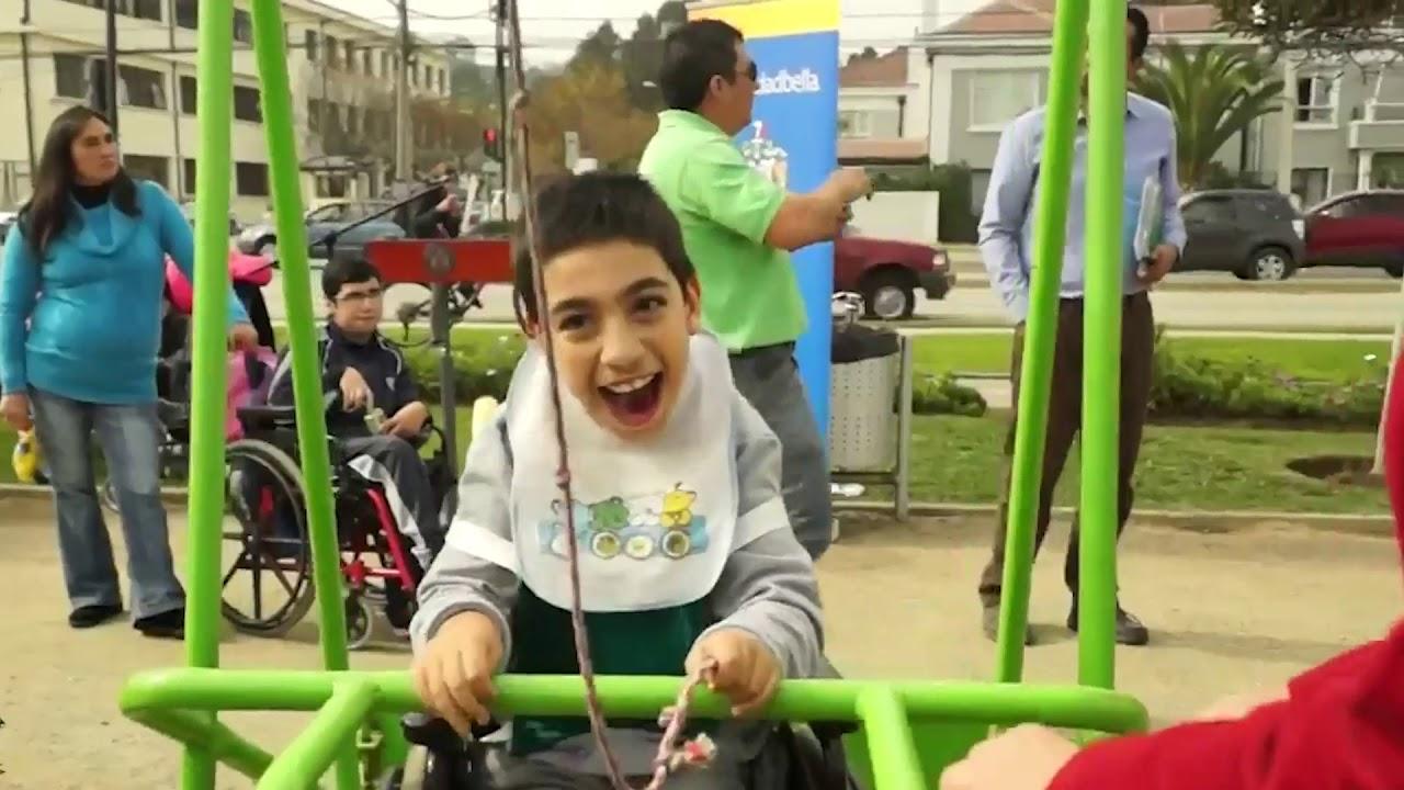 Ley Obliga A Instalar Juegos Infantiles Para Ninos Con Discapacidad