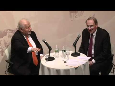 A Conversation with Vartan Gregorian - YouTube