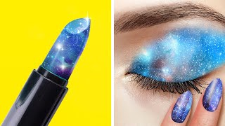 38 GENIUS BEAUTY HACKS FOR GIRLS || 5-Minute Beauty Recipes For Every Day