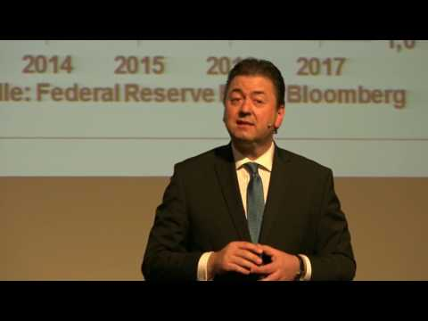 Robert Halver auf der TOP Investment Konferenz 2017