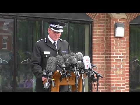 Wiltshire Police Give Statement About Ongoing Major Incident In Amesbury