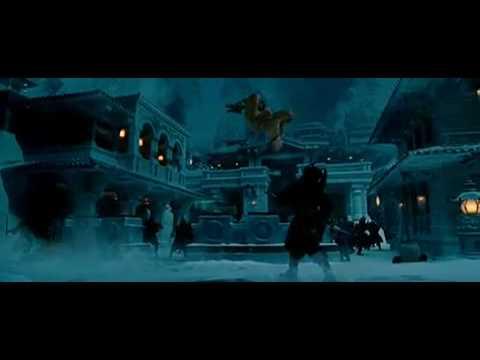 """The Last Airbender """"Aang Fighting"""" Clip in HD"""