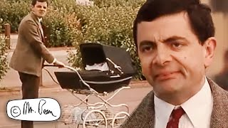 Mr. Bean - Episode 9 - Mind The Baby Mr. Bean - Part 1/5