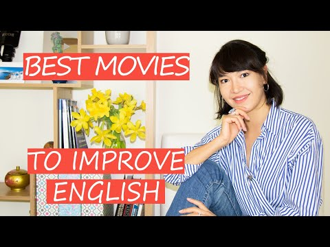 10 best MOVIES and TV SHOWS to develop your IELTS Listening skills