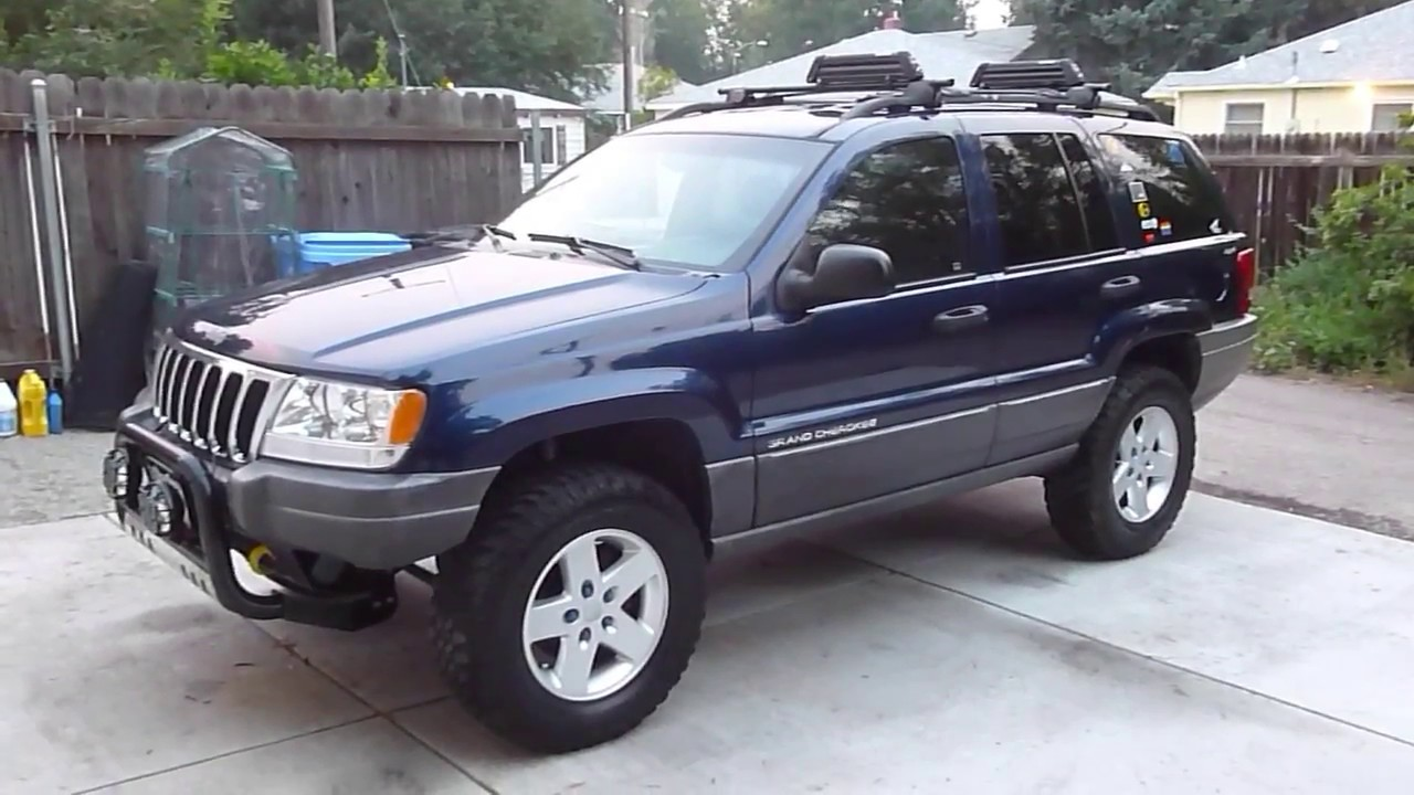 2000 Jeep Grand Cherokee Laredo With 4 7l V8 Auto With 2 Lift