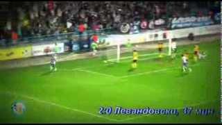 Севастополь 3-0 Буковина. Голы