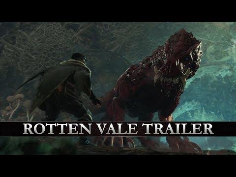 Monster Hunter: World - Rotten Vale Trailer