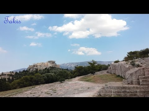 Exploring Athens - Pnyx, the birthplace of democracy