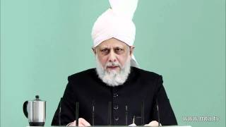 Russian Friday Sermon 30th March 2012 - Islam Ahmadiyya