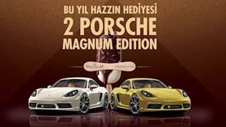 2018 Magnum Porsche Çekilişi