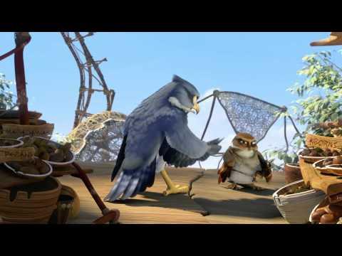 Adventures In Zambezia - Trailer