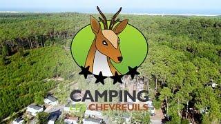Camping Les Chevreuils - Seignosse (40)