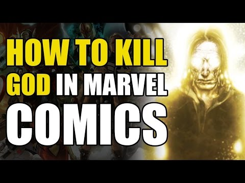 How To Un-Alive Marvel's God/The One Above All (How To Un-Alive Superheroes)