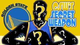 The Golden State Warriors' SECRET WEAPON!