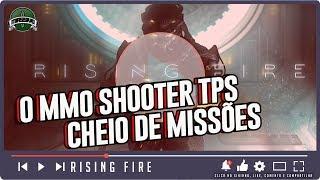 RISING FIRE | Conferindo este MMO Shooter TPS da Tencent