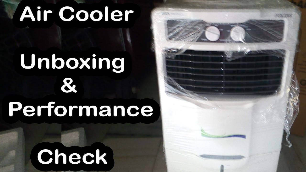 How to check the cooler