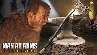 Euron Greyjoy's Axe - Game of Thrones - MAN AT ARMS: REFORGED